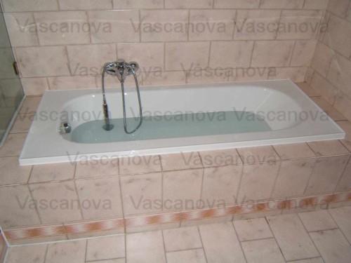 Sovrapposizione vasca da bagno vascanova soluzioni per il tuo